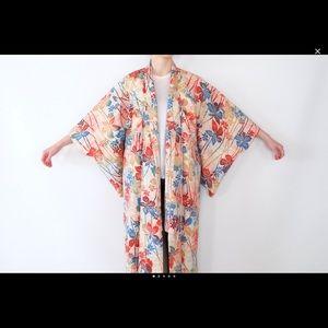 Other - Vintage Japenese kimono 💕